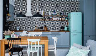 Kolorowe meble kuchenne. Przegląd inspirujących rozwiązań