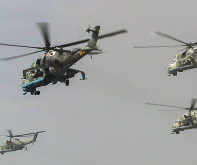 Białoruski wojskowy podejrzewa NATO o ćwiczebne naloty