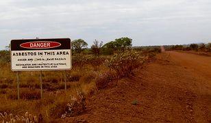 Wittenoom - opuszczone miasto w Australii