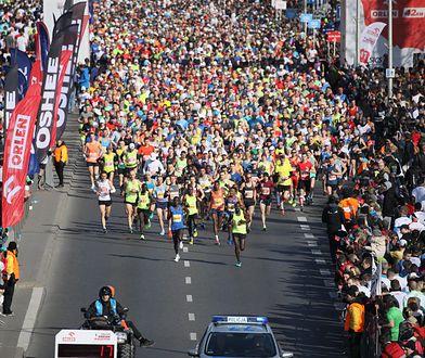 Warszawa. W weekend 42. Orlen Maraton Warszawski. Zmiany w ruchu