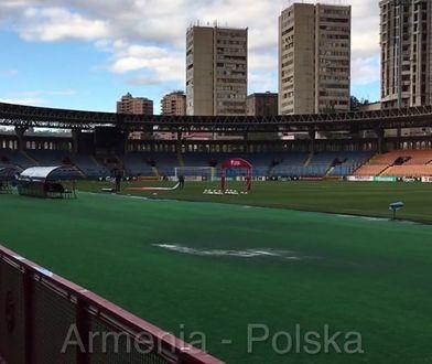 Armenia - Polska. Oto arena walki o mundial