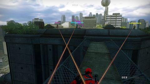 Galeria: Multiplayer w Bionic Commando