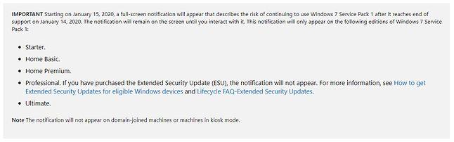 Microsoft tłumaczy ideę pełnoekranowych powiadomień, które trafią do Windowsa 7, źródło: Microsoft.