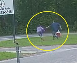 To nagranie z USA może wstrząsnąć. 11-latka obroniła się przed porywaczem
