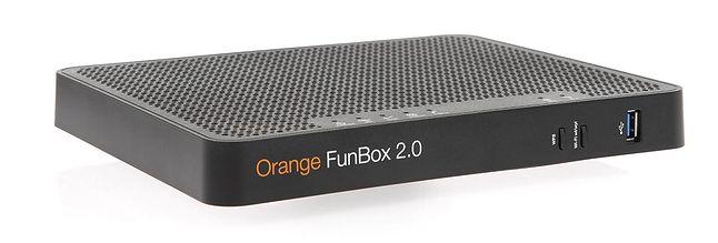 Router FunBox 2.0 (źródło: Orange)