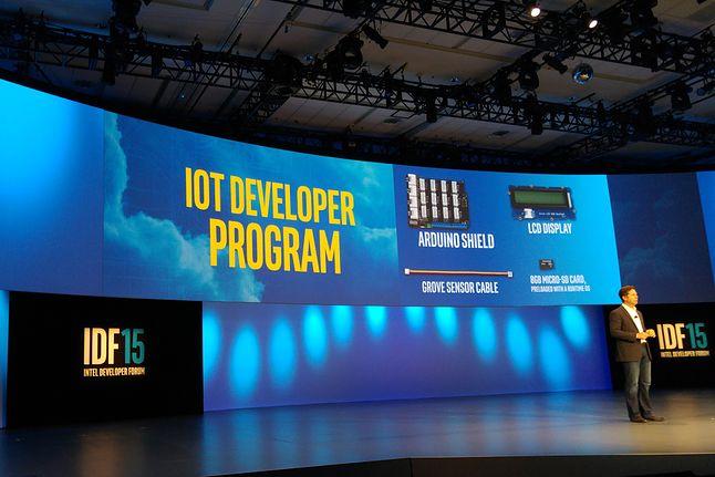Intel Intelem, ale nie ma Internetu Rzeczy bez Arduino?