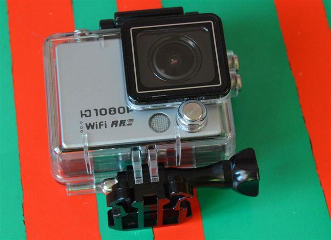 Flash X - prawie jak GoPro