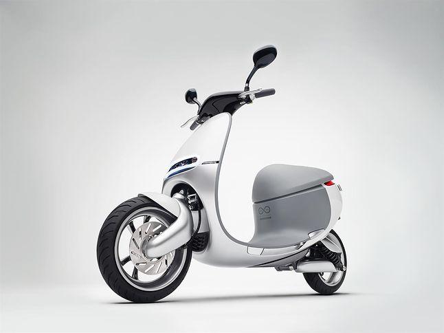 SmartScooter - elektryczny skuter przyszłości