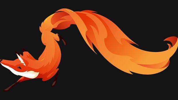 Logo systemu Firefox OS