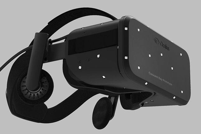 Najnowszy prototyp Oculusa