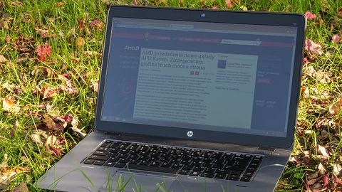 HP EliteBook 755 G2 – test biznesowego laptopa z APU od AMD
