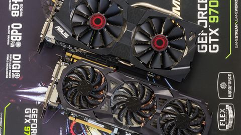 NVIDIA GeForce GTX 970 – niereferencyjne konstrukcje Asusa i Gigabyte