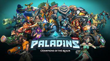 Paladins (beta PS4), czyli lepszy Overwatch?