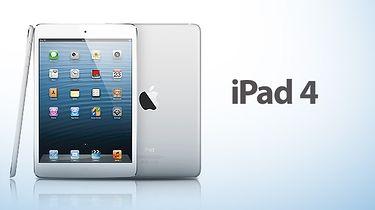 Apple może wymienić iPada 4 na nowszy model, ale nie zawsze - iPad 4. Debiutował w 2013 roku.