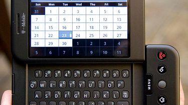 Wynalazek, na którego punkcie oszalał świat - HTC Dream - pierwszy telefon z zielonym robocikiem