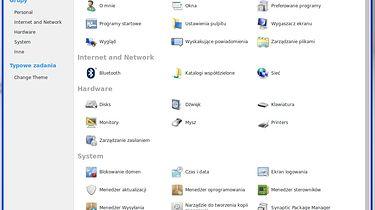 Linux wyglądający jak Windows