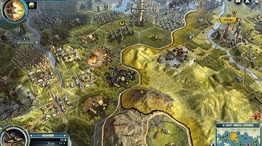 Civilization V, a także ponad 500 innych gier dostępne dla Linuksa na platformie Steam