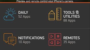 Pebble Watch a personalizacja zegarka - Kategorie aplikacji
