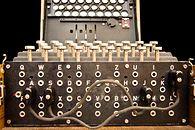 Kryptologia XX wieku — Enigma — pierwszy sukces + konkurs! - Łącznica kablowa Enigmy wojskowej
