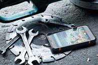 Kruger&Matz Drive 4 — pancerny Dual SIM