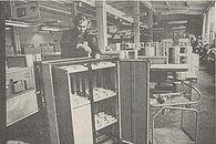 Elwro część 8 – najbardziej pracowita Odra 1305 - Montaż mechaniczny Odry 1305.