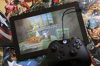 FantAsia: Cube iWork11, czyli komputer, tablet graficzny oraz Xbox One w jednym - Gry z Xboksa One na tablecie do rysowania ;]