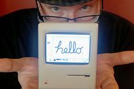 """Najmniejszy """"Mac"""" na świecie"""