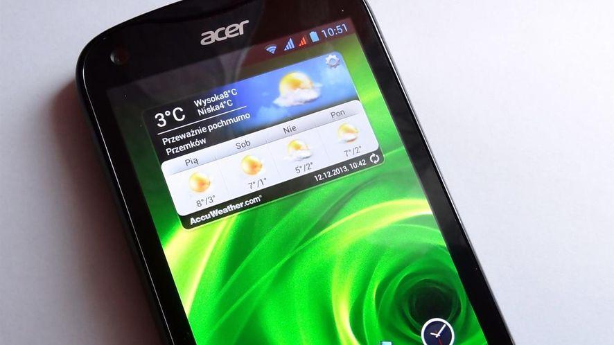 Acer Liquid E2 — porządny dual SIM