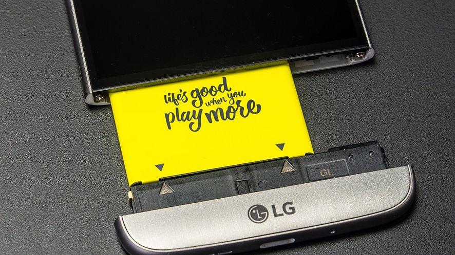 LG G5 – test smartfonu podobno modułowego