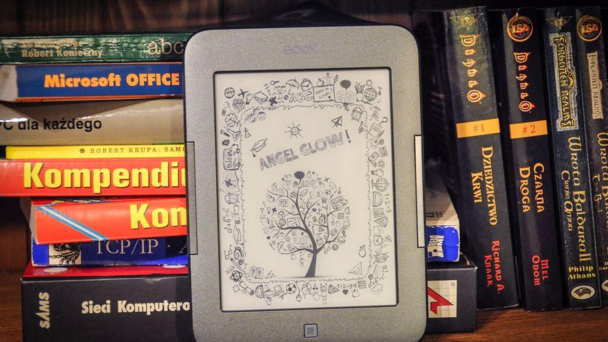 Czytnik ebooków Onyx BOOX i62 HD Angel Glow dla nocnych marków