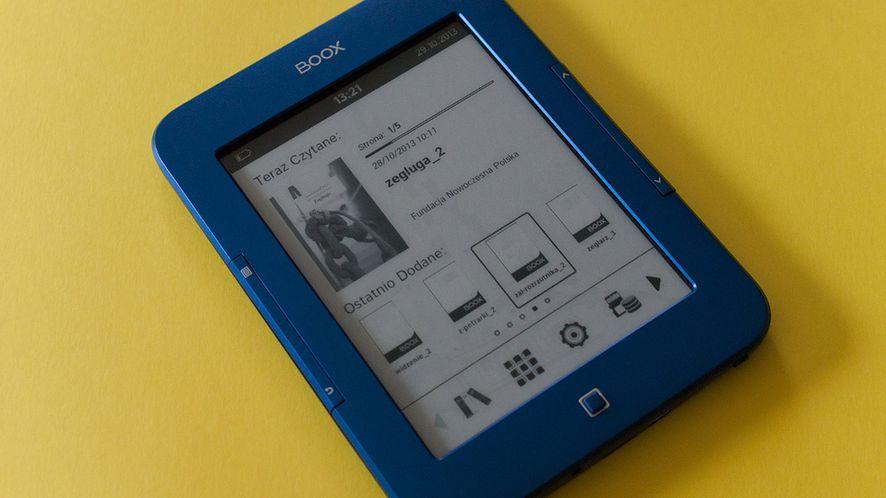 Czytnik e-booków Onyx Boox i65S Metropolitan, czyli Android nie wszędzie ma sens