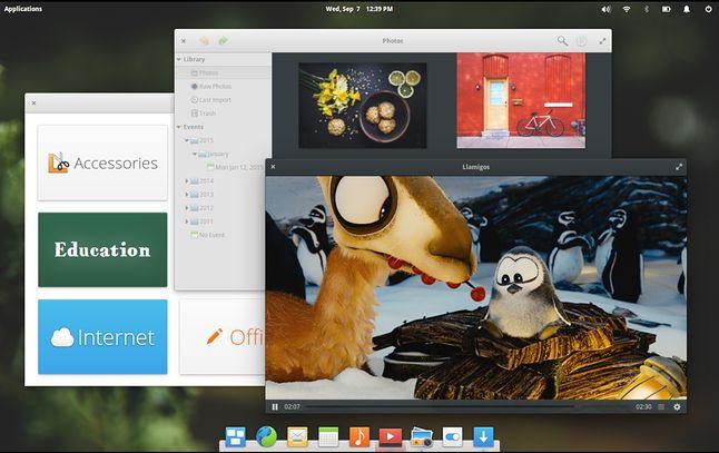 elementary OS: zapatrzenie w macOS-a