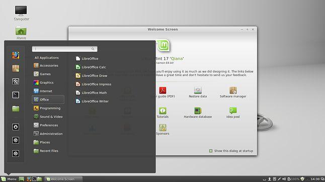 Cinnamon na Linux Mincie – to na ten pulpit ludzie uciekali przed Unity, nie na GNOME