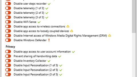 Antyradar dla Windows 10