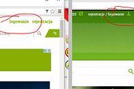 Analiza logowania do portalu dobreprogramy.pl — uzyskujemy dostęp do zasobów użytkownika