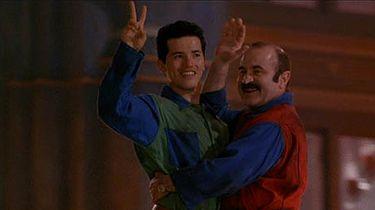 Gry na wielkim ekranie - Bracia Mario, trochę do siebie nie podobni