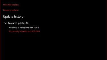 Była mobilna i nie ma mobilnej – kompilacja 14942 znów wyłącznie w desktopowej wersji - Taki podział był wcześniej dostępny?