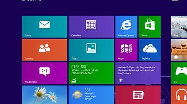 Wdrażam Windows 8 w miejsce XP, cz. 2 - Same kafelki - cóż - jak to kafelki