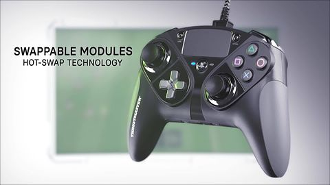 Zapowiedziano nowy, modułowy pad do PS4