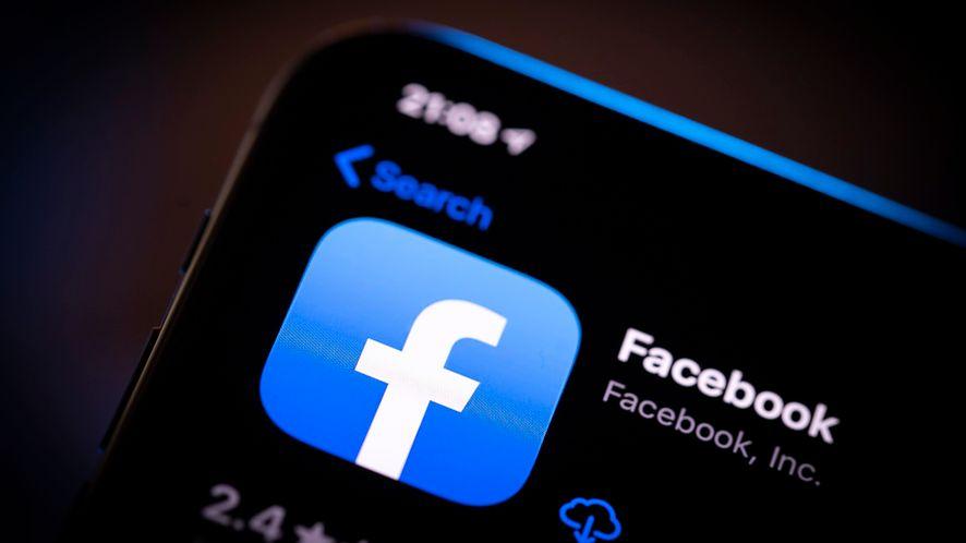 Facebook jako główny motyw ataku phishingowego /Fot. GettyImages