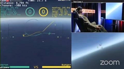 Algorytm kontra pilot weteran F-16. To oczywiste, kto wygrał starcie