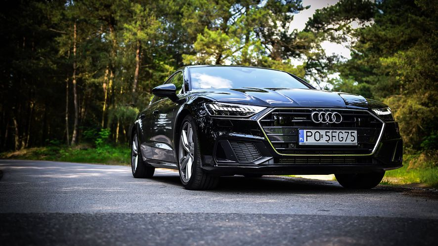 Komputeryzacja nowego Audi A7 – test technologii w pięknym Gran Turismo