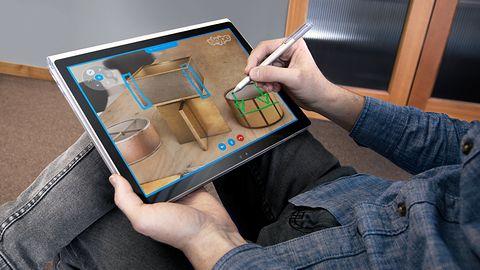 Nowy Microsoft Surface może dostać rysik z wbudowanym ekranem. Są pierwsze szkice
