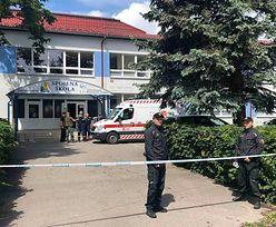Atak w szkole podstawowej. Nie żyje nauczyciel, są ranne dzieci