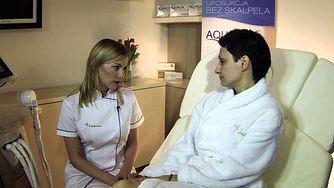 Cavilipoliza - usuwanie tkanki tłuszczowej z ud (WIDEO)