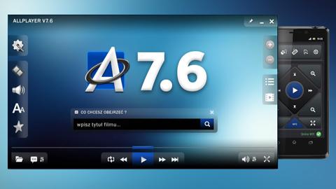 ALLPlayer 7.6 znajdzie napisy także na napisy24.pl