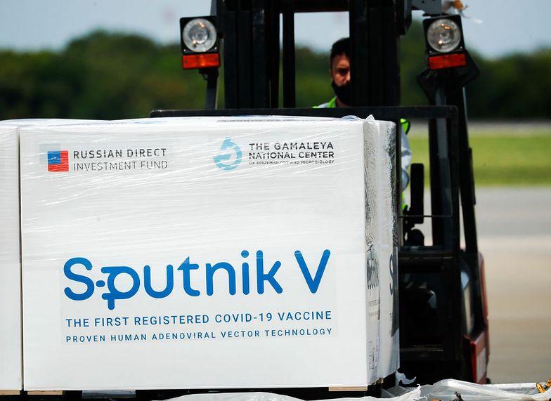 Awantura o szczepionki. Gwatemala chce pieniędzy od Rosji