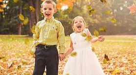 5-latka marzyła o poślubieniu swojego przyjaciela. Wystąpiła w profesjonalnej sesji ślubnej
