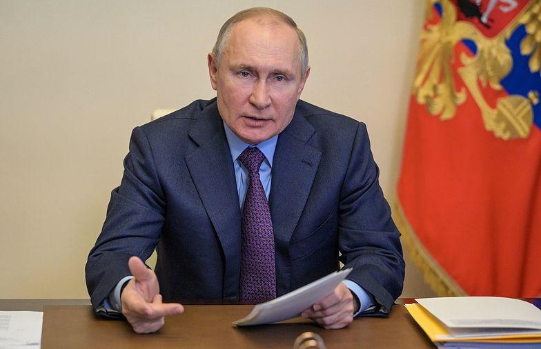 Putin nie pozostanie dłużny. Rosja szykuje odpowiedź dla USA