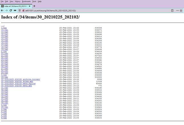 Przestępcy wiedzieli, że Internet Archive zarchiwizuje ich stronę, więc zdecydowali się pobierać swój kod właśnie stamtąd. Darmowy mirror! (fot. Kamil Dudek)